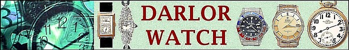 Welcome to DARLOR WATCH, please stand-by while our images load, Thank-you