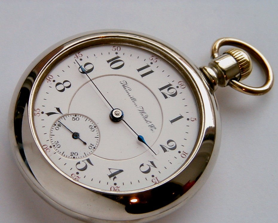 Jewelry & Watches Vintage 18 Size Pocket Watch Case Keystone Lever Set Antique