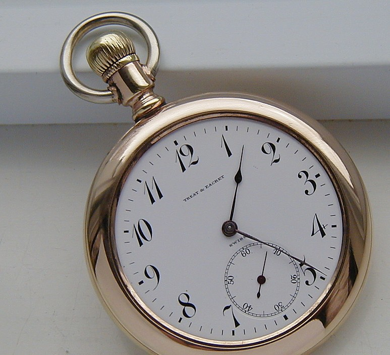 Pocket Watches Swiss Brands