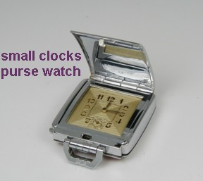 SMALL CLOCKS
