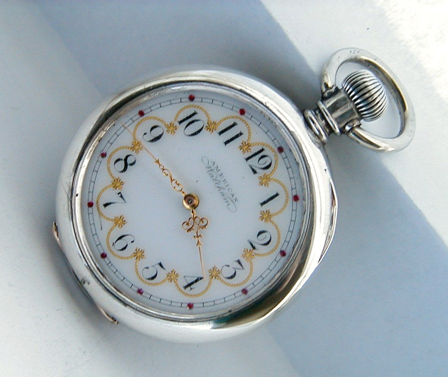 elgin pocket watches serial number search